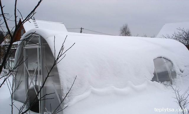 Підготовка теплиці до зими