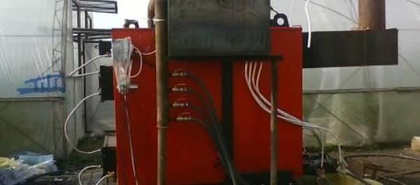 Вибираємо систему опалення для теплиці. Що обрати