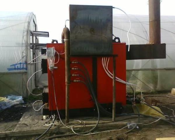 Вибираємо систему опалення для теплиці