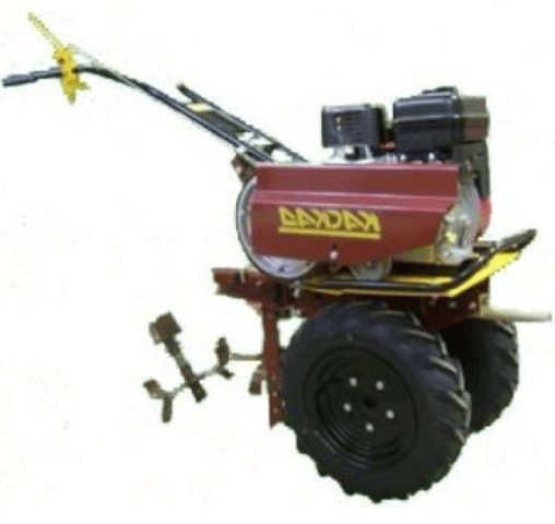Мотоблок «Каскад» технічні характеристики двигуна