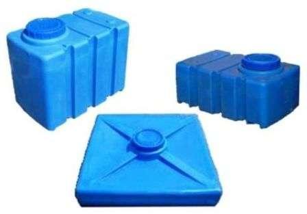 Баки для душу пластикові (плоскі, бочкоподібні)