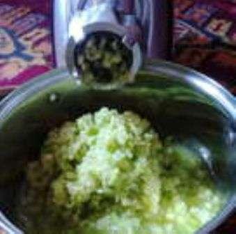 Рецепт кабачкової ікри з майонезом на зиму