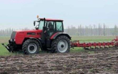 Трактор МТЗ-2522 фото
