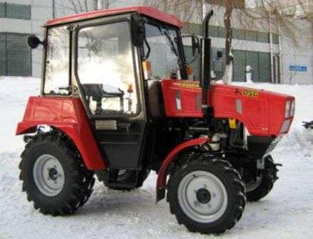 Трактор МТЗ-320 - технічна характеристика та опис з фото