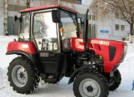 Трактор МТЗ-422 (Білорус 422) характеристика