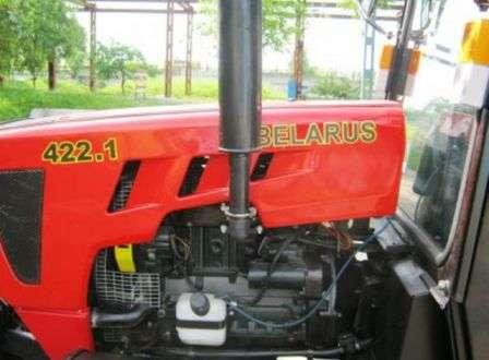 Трактор МТЗ-422 (Білорус 422)