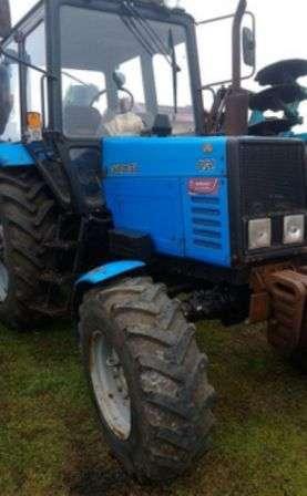 Характеристика трактора МТЗ 920