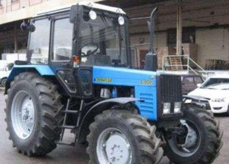 Технические характеристики трактора МТЗ-920 Беларус