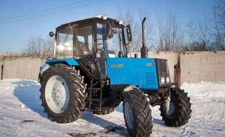 білорус МТЗ 920