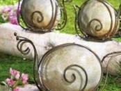 Вироби з каменю своїми руками фото для дачі та саду