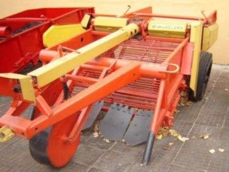 Класифікація сучасних картоплекопачів