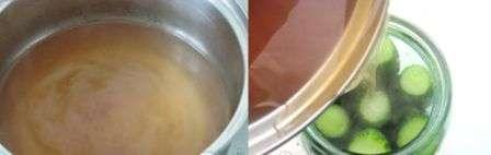 мариновані огірки з кетчупом чілі торчин рецепт