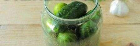 мариновані огірки рецепт фото