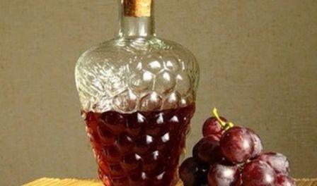 Вино з винограду в домашніх умовах