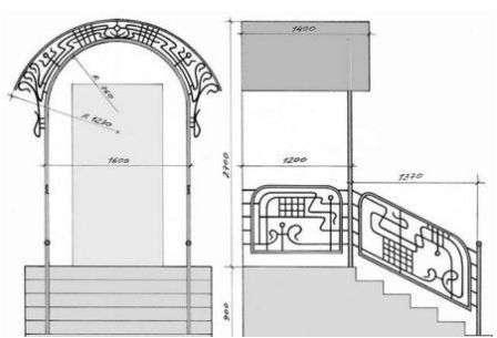 виготовлення металевих сходів