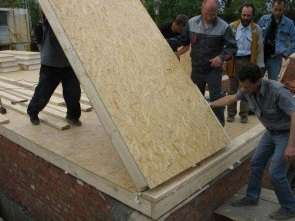 SIP панелі - універсальний будівельний матеріал