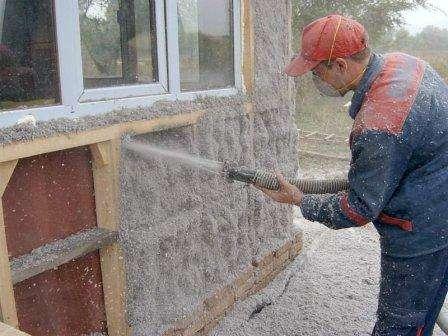 Утеплення будинку своїми руками на зиму