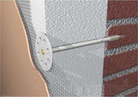 Технологія утеплення будинків пінопластом або мінватою
