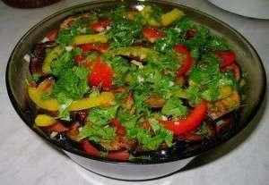 Рецепти салатів до нового року 2020.