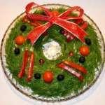 Різдвяні салати