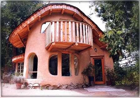Переваги та недоліки саманного будинку