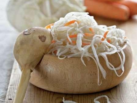 Як квасити капусту на зиму - Рецепт квашеної капусти від Алли Ковальчук