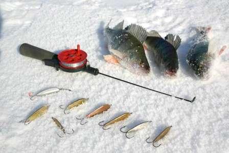Зимова риболовля - секрети успішної рибалки