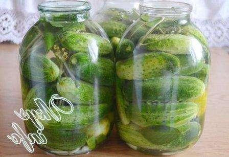 як приготувати квашені огірки