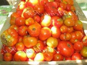 Помідори в томатному соку - рецепт з фото на зиму