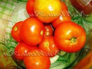 Помідори в томатному соку без стерилізації