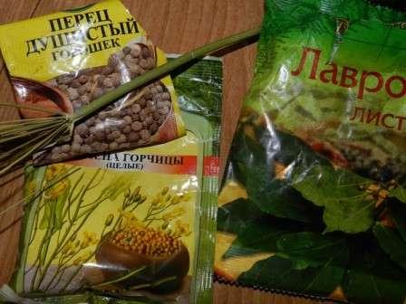 Рецепт маринованих опеньків