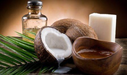 Кокосова олія нерафінована застосування для догляду за шкірою