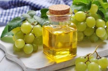 Виноградна олія застосування в косметології