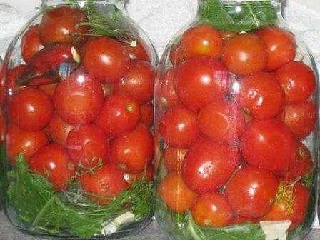 Солоні помідори: тонкощі приготування