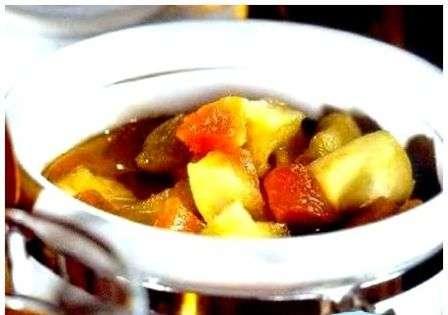 Варення з яблук рецепт з фото