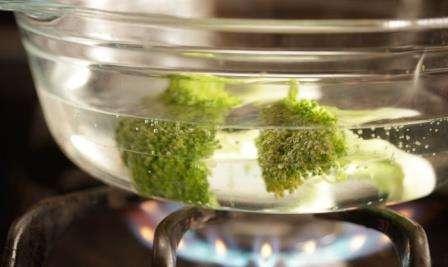 бланшування броколлі
