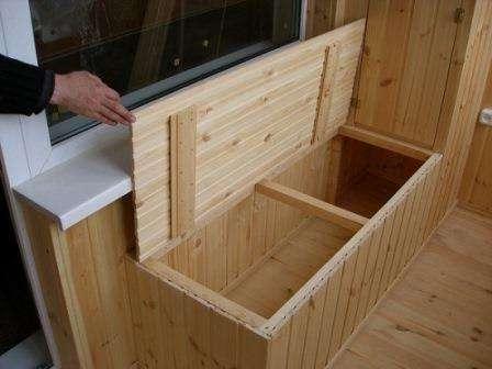 Як зробити ящик для зберігання овочів своїми руками