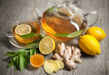 Імбирний чай для схуднення рецепт з 100% ефективністю