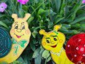 Як зробити вироби з фанери своїми руками для саду та городу: Фото