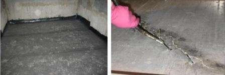 Як зробити гідроізоляцію підвалу