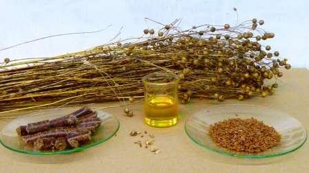 Користь насіння льону для жінок, лікувальні властивості