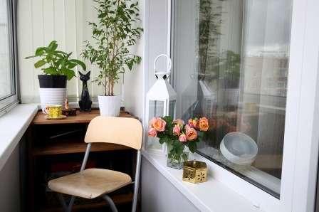 Теплий і комфортний балкон може стати вашим улюбленим місцем відпочинку