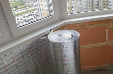 Пенофенол - теплоізоляційний матеріал нового покоління, прекрасно підходить для утеплення балконів зсередини