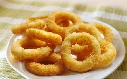 Закуска «Цибулеві кільця»