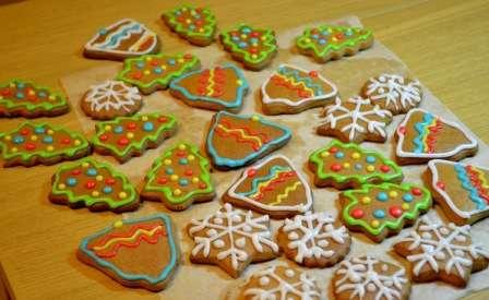 Імбирне печиво - пошаговий кулінарний рецепт з фото