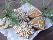 Як приготувати новорічне Імбирне печиво: кулінарний рецепт з фото