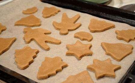 імбирне печиво з медом