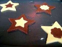 Новорічне печиво на ялинку - Покроковий рецепт з фото