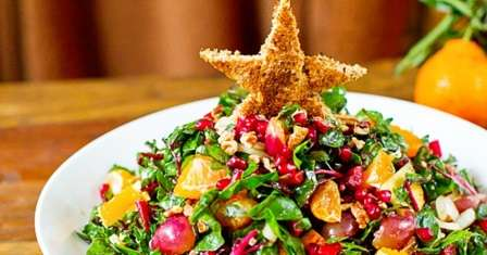 Рецепти салатів на Різдво: Що приготувати на Різдво Христове