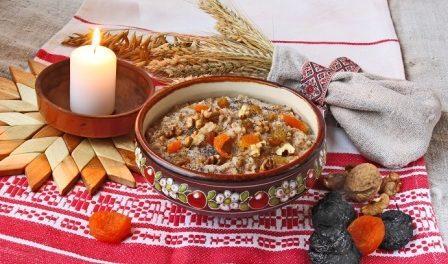 Різдвяна кутя традиційний рецепт - Кулінарні рецепти страв з фото